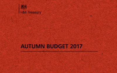 Autumn Budget November 2017 – Summary