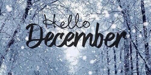 December key dates