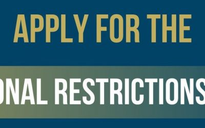 Additional Restrictions Grant – England