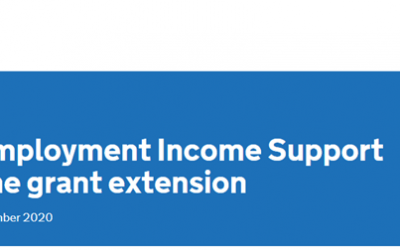 Self-Employment Income Support Scheme grant extension (SEISS)